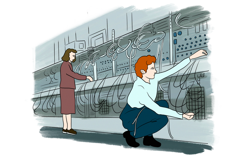 1945 ENIAC