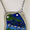Thumbnail: Vitreous Enamel Necklace • Sapphire Sea