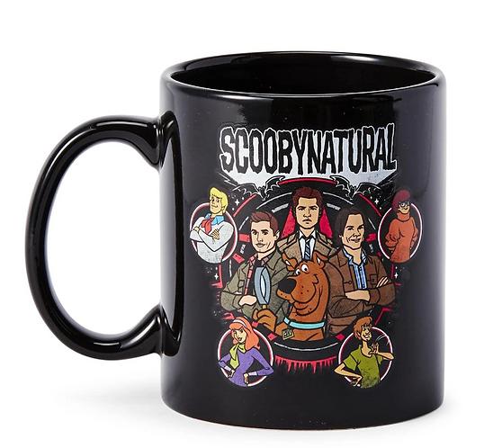 Supernatural Ipurgatory Scoobynatural Mashup Coffee Mug