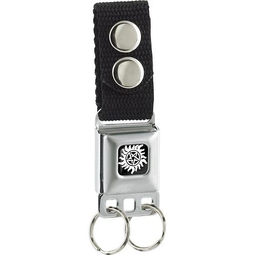 Supernatural Ipurgatory Anti-Possession Keychain Buckle