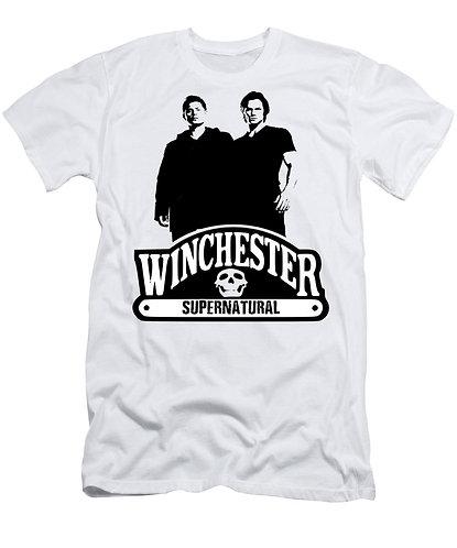 Supernatural Ipurgatory Winchester Brothers Men's T-Shirt