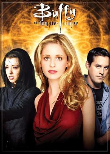 Buffy the Vampire Slayer Ipurgatory Buffy Dark Willow Xander Magnet