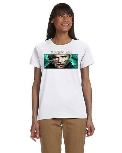 Supernatural Never Underestimate A Woman Dean Sam T-Shirt