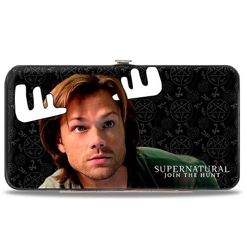 Supernatural Ipurgatory Sam Moose Dean Squirrel Hinge Wallet