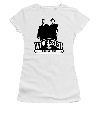 Supernatural Ipurgatory Winchester Brothers Women's Tank Top or T-Shirt