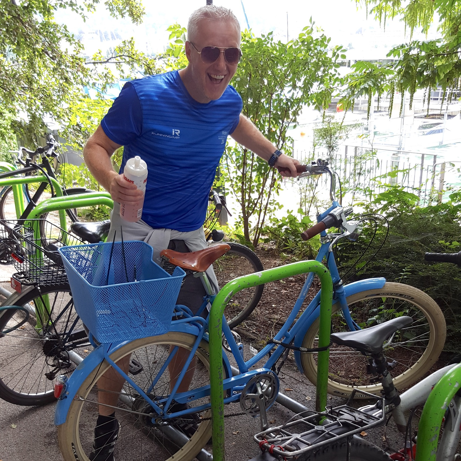 MK Cycles Alan