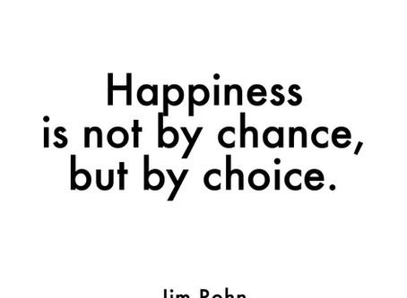 Glücklich-Sein als Lebensziel