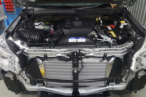 Holden RG Colorado Front Mount Intercooler Kit