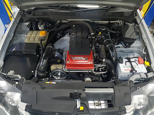 BA-F/FG Turbo Side Intake & Battery Relocation Kit
