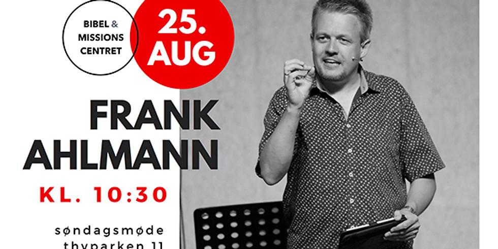 Frank Ahlmann