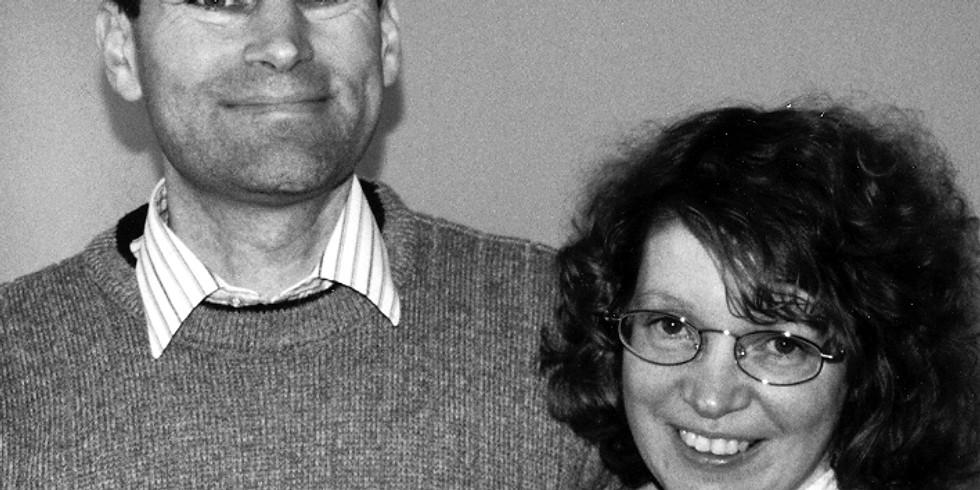 Steve og Angela Boler
