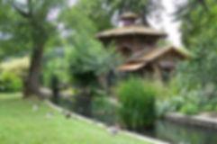 Jardin Botanique de Tours