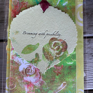 One-of-a-kind-card