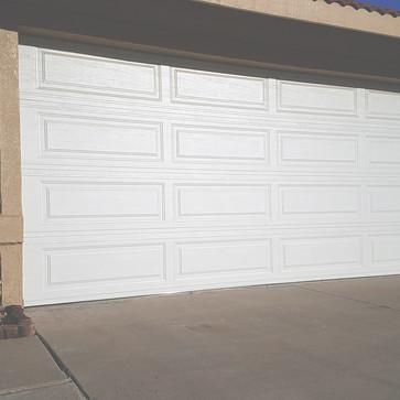 24 Gauge Steel Door $625