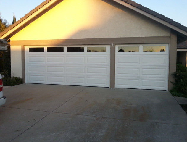 Afordable 24 ga. Steel double and single with windows $1,595