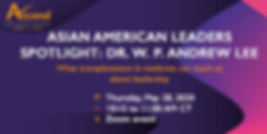Asian American Leaders Spotlight-banner.