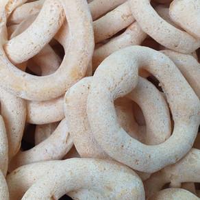 Biscoito de Polvilho Doce (assado ou frito)