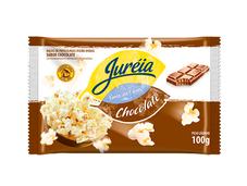 Pipoca Microondas Chocolate