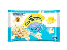 Pipoca Microondas Manteiga Light