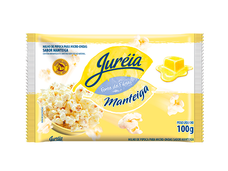 Pipoca Microondas Manteiga