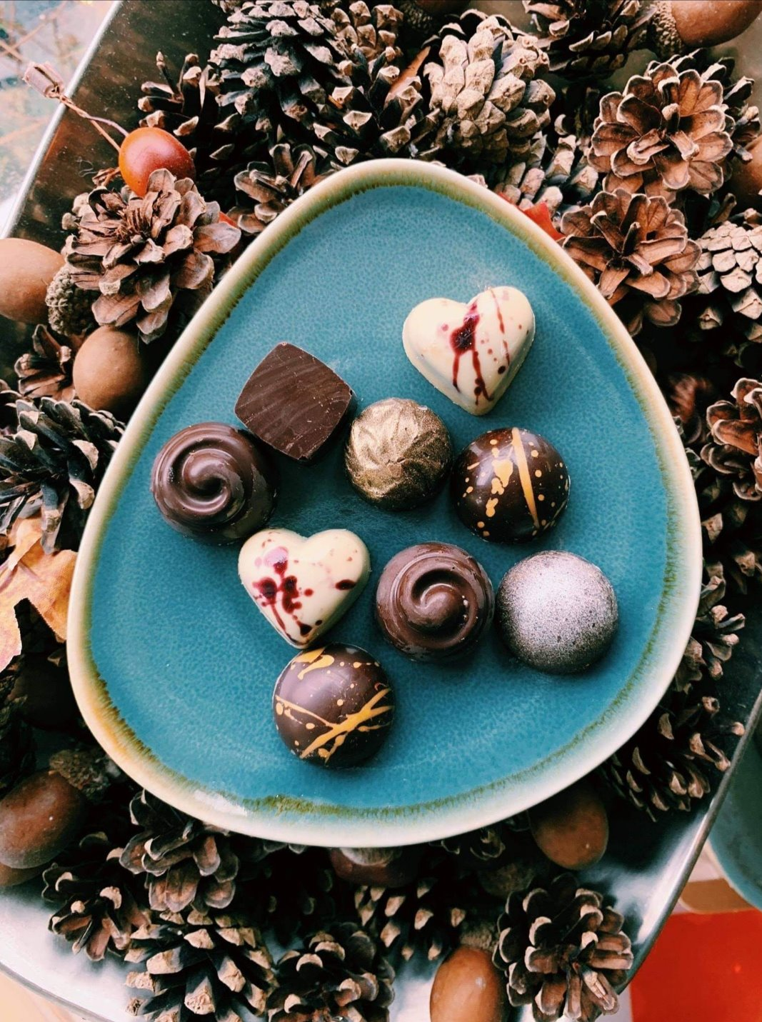 Handcrafted Chocolates
