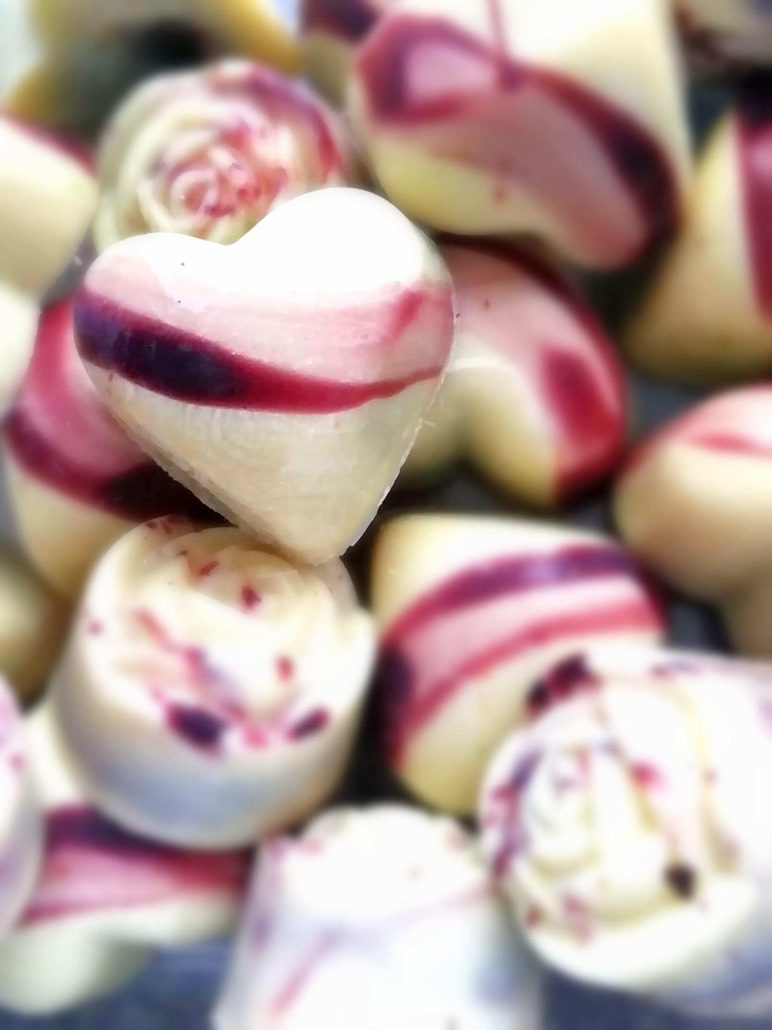 Handmade Valentines Chocolates