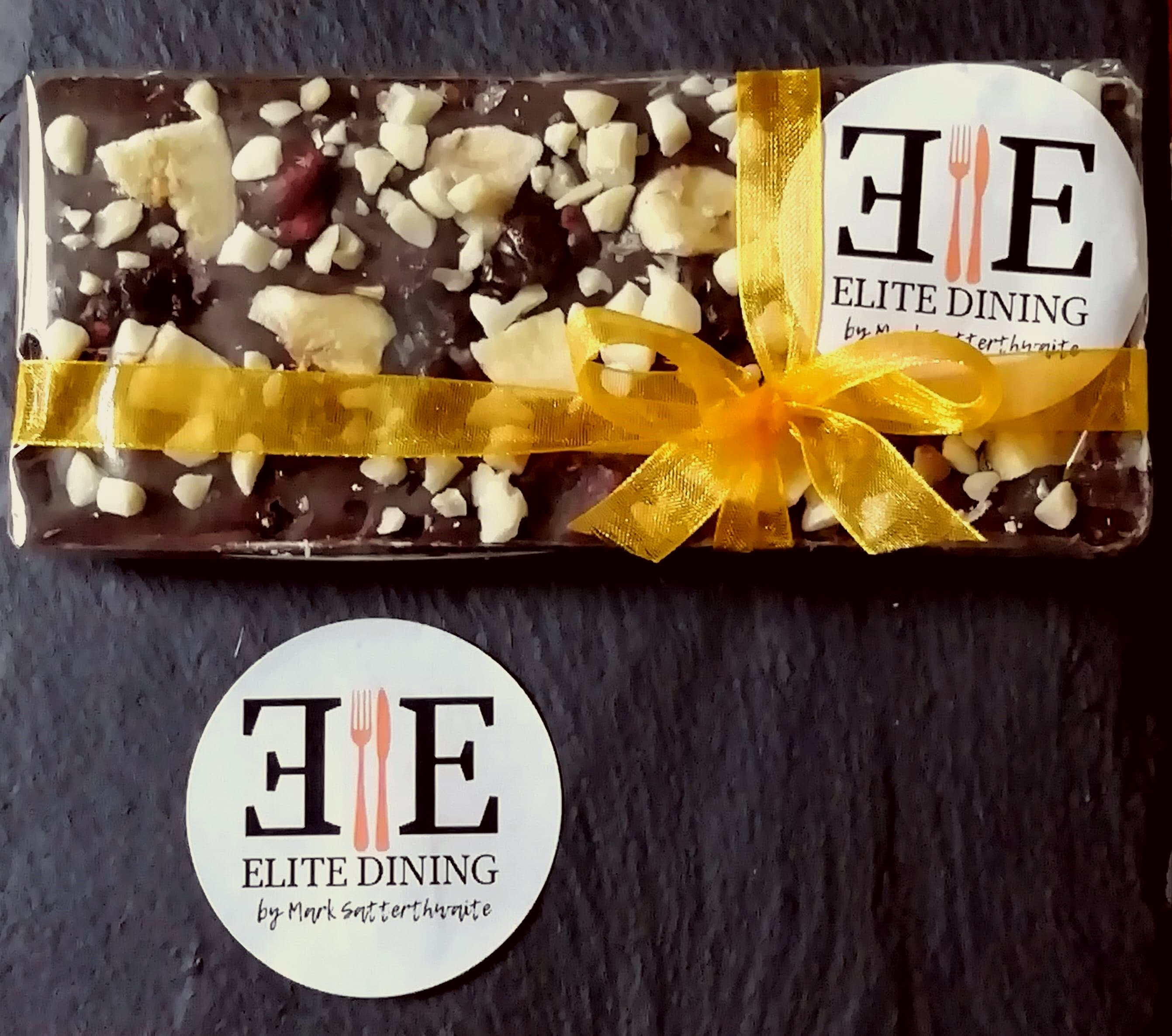 Luxury Handmade Chocolate Wedding Favours