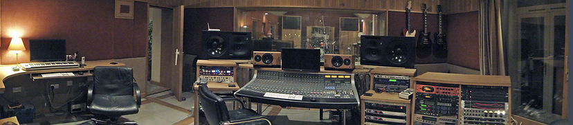 Monkey Puzzle Studio Control Room