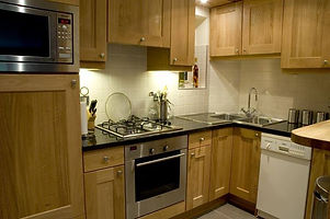 Monkey Puzzle House Residential Recording Studio Musician Kitchen