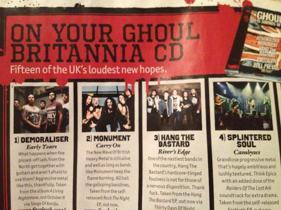 Metal Hammer CD