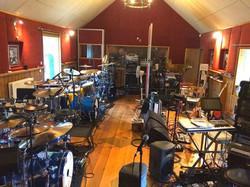 King Crimson Rehearsal