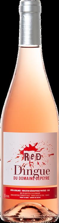 Cuvée Red Dingue 2020 Rosé - Vin de Pays des Côtes Catalanes