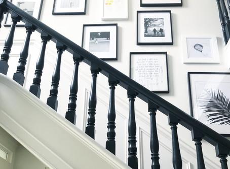 Walls & Frames - How I like to create a gallery wall