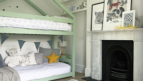 How to create three new looks in one space - from baby, toddler to little boys room...
