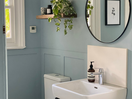How to transform a bathroom in just one week