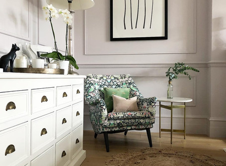 Simple DIY Panelling - Adding that extra touch of character