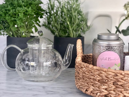 Creating A Little Space For Tea