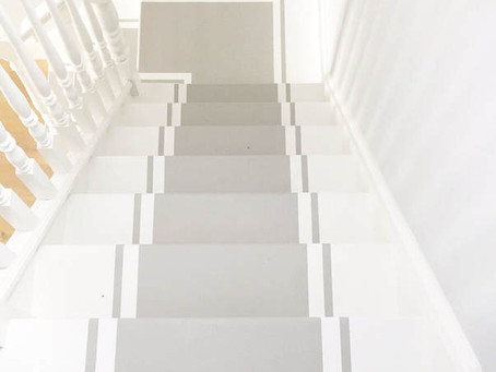 The Painted Stairs