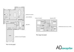 Projet_aménagement_Maison_d'Architecte