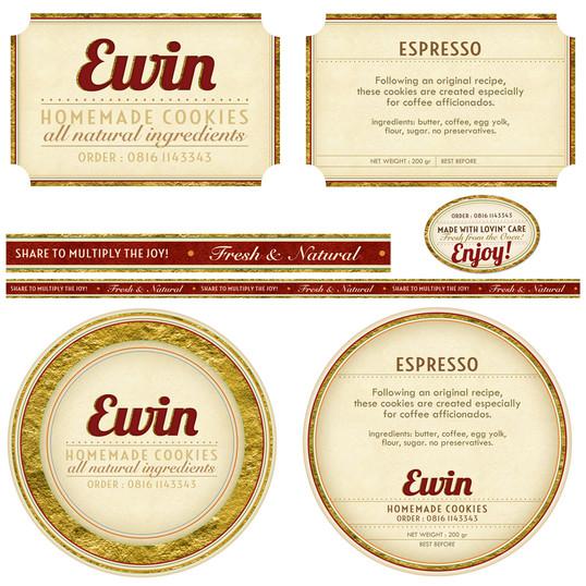 Ewin Cookies