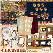 Ztampf! Circusoiree Package