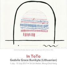 Gedvila Grace Bunikyte : In ToTo