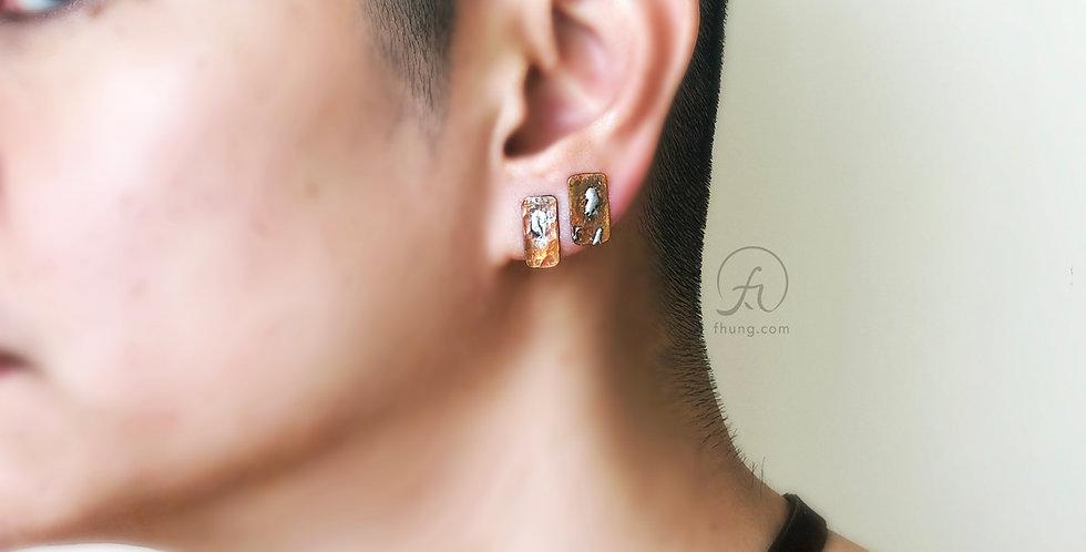 post earrings 1723