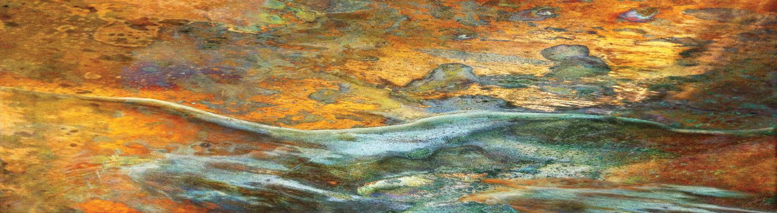 Shifting Landscape VI