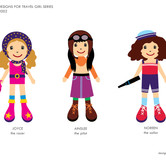 Doll Character Designs
