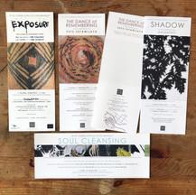 Printed Invitation Postcards