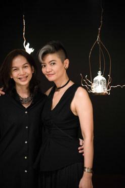 with Ms. Nunette Martam