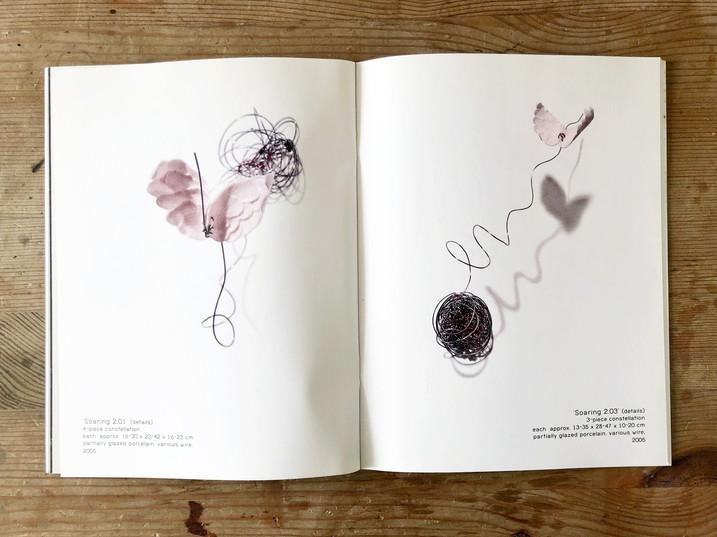 Printed Art Exhibition Catalog