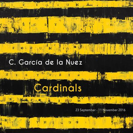Carlos Garcia de la Nuez : Cardinals