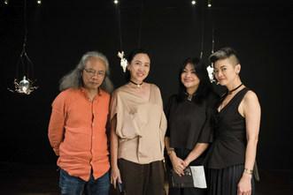 Mr. Bre Redana, Ms. Vivi Yip, Ms. Engel Tanzil, Lie Fhung